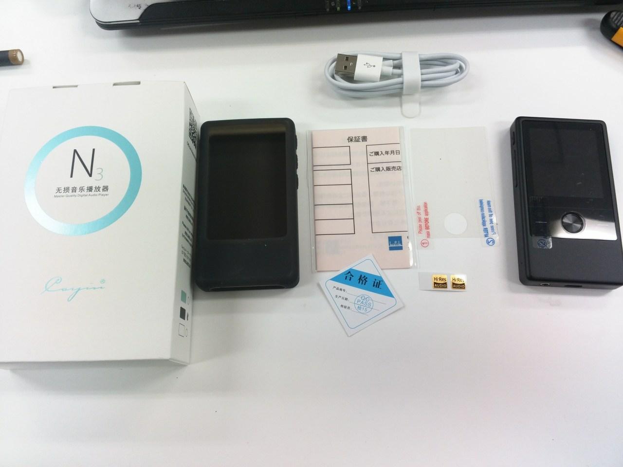 Cayin N3 Review by 六本木オーディオ